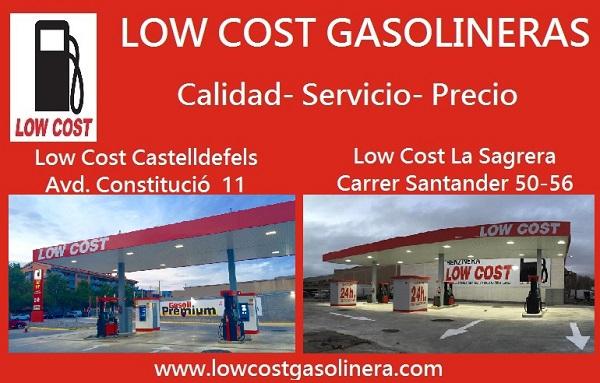 Low Cost Gasolineras Empresa