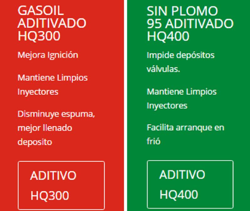Calidad Low Cost Gasolineras